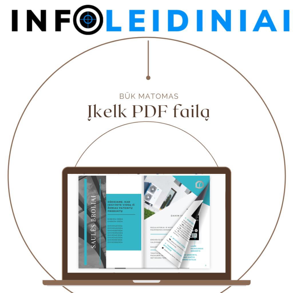 Įkelk PDF failą