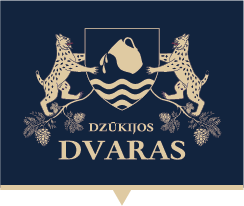Dzūkijos dvaras valgomojo-meniu logo